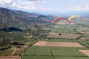 paraglider fun